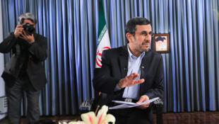 محمود احمد نژاد، رئیس جمهوری اسلامی