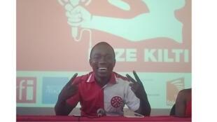 Dangelo Neard, le journaliste présentateur de Koze Kilti.