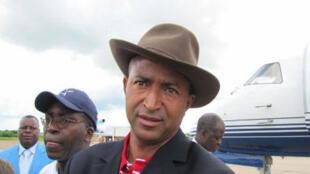 Moïse Katumbi Chapwe, gouverneur de la province du Katanga en RDC.
