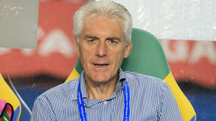 Hugo Broos is trying to lead Cameroon to the Cup of Nations final for the first time since 2008.