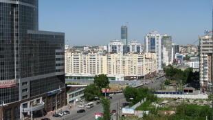La rue Radichtchev à Iekaterinbourg (photo d'illustration).