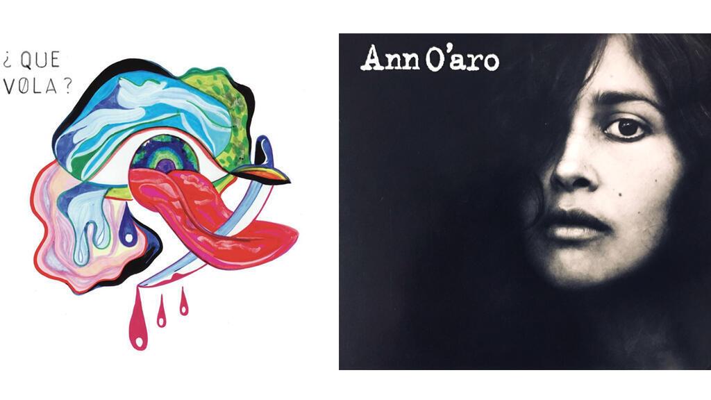 ¿ Que Vola ? (No Format) et Ann O'aro (Cobalt).