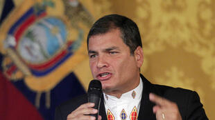 """El presidente Rafael Correa dijo que """"prevalecerán las ofertas  que reflejan capacidad operativa y financiera"""" y dio la """"bienvenida a las  inversiones responsables y conscientes con el ambiente""""."""