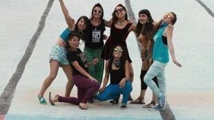 La Banda en Flor combate todos los prejuicios que existen en Chile.