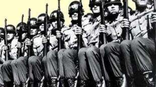 A ditadura militar no Peru durou de 1978 a 1965