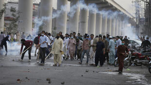 Pakistan Manifestant
