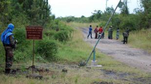 Le parc national de Virunga en RDC