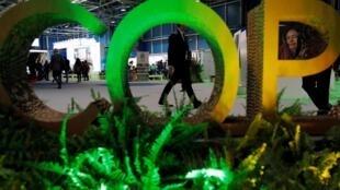 La COP25 tiene finalmente lugar en Madrid tras la renuncia de Chile a acogerla.