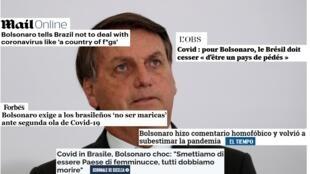 Bolsonaro Maricas