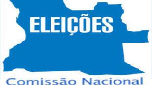 Logotipo da Comissão Nacional Eleitoral de Angola