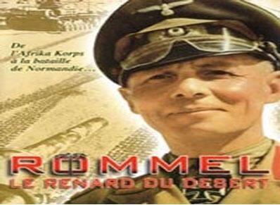 L'affiche du film «Rommel».