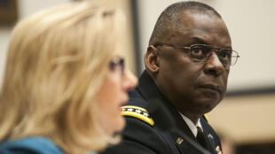 Le général Lloyd Austin, lors d'une réunion à Washington DC, le 3 mars 2015.