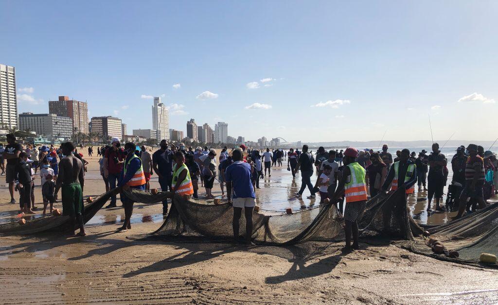 Afrique du Sud - Durban - pêche