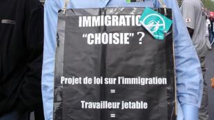 O tema do bate-papo do Correio dos Ouvintes desta semana é a imigração na França!
