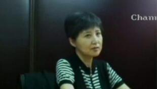 Ảnh bà Cốc Khai Lai được tòa án Trung Quốc cung cấp ngày 10/08/2013. Reuters