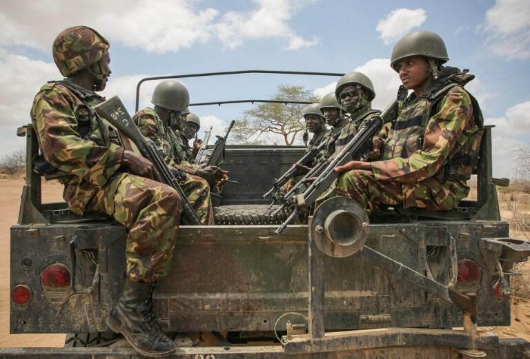 Wanajeshi wa Kikosi cha AMISOM wakiwa kwenye doria zao nchini Somalia kudhibiti hali ya usalama