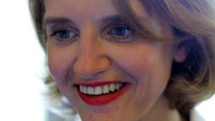 Céline Calvez, députée LREM de la 5e circonscription des Hauts-de-Seine.