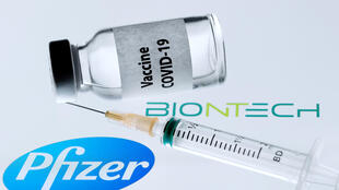 Injections of the Pfizer-BioNTech vaccine will begin in Britain next week