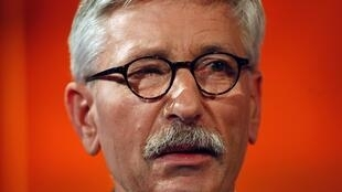 Thilo Sarrazin, auteur de « L'Allemagne va à sa perte »