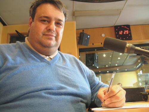 Gustavo Ripoll en RFI.