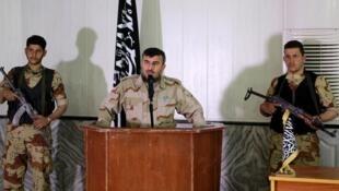 Tsohon shugaban kungiyar 'yan tawayen Jaysh al-islam ta kasar Syria  marigayi  Zahran Alloush