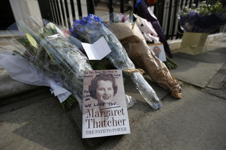 Margaret Thatcher será enterrada com honras militares