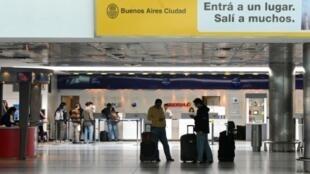Le trafic aérien a repris normalement ce mardi 14 juin 2011 aux aéroports de Buenos Aires et en Uruguay.