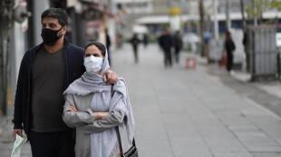 معاون درمان وزیر بهداشت ایران، روز دوشنبه ۹ فروردین، اعلام کرد که «کرونای انگلیسی به صورت گسترده در سراسر کشور پخش شده است».