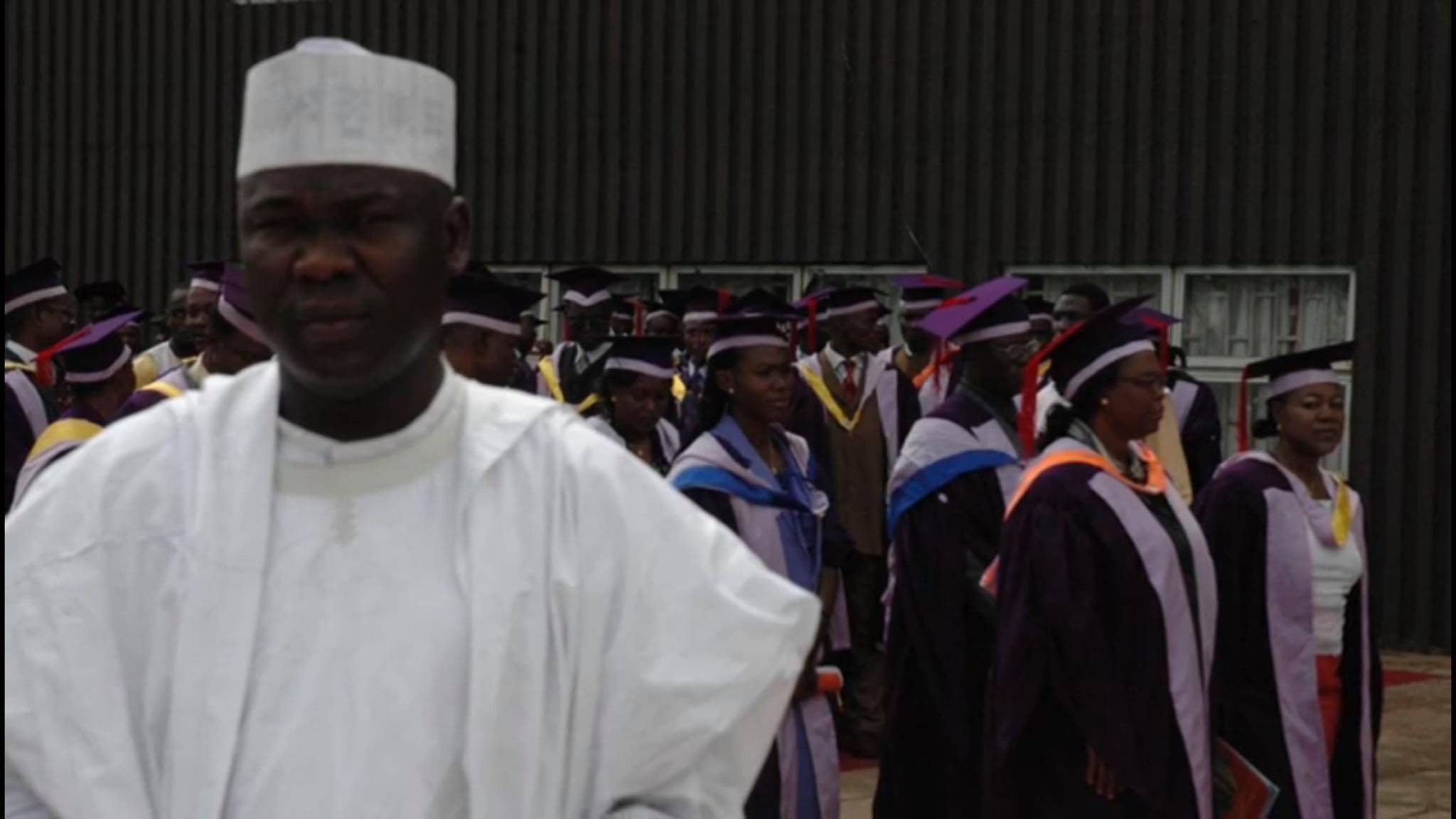 Dr Buubakaar Abba Taahiru