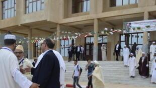 A Mostaganem, en Algérie, des représentants de l'islam soufi du monde entier se sont réunis pour lancer une Union mondiale soufi afin de combattre le radicalisme religieux.