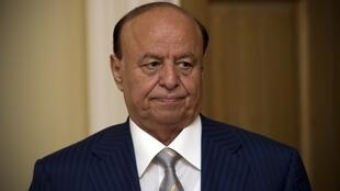 Shugaban kasar Yemen, Abdrabuh Mansur Hadi.
