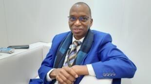 Professeur Moussa Baldé, ministre de l'Agriculture et de l'Équipement Rural.