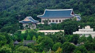 韩国总统府青瓦台