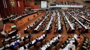 Asamblea Nacional de Cuba.