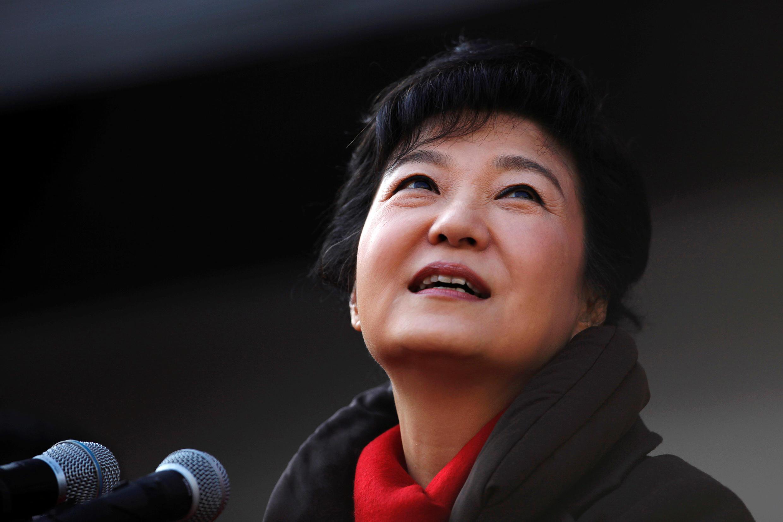 Tổng thống Hàn Quốc bị truất phế Park Geun Hye.