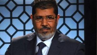 L'administration Obama a soutenu le président Morsi (photo) quand il a mis à la retraite le maréchal Tantawi