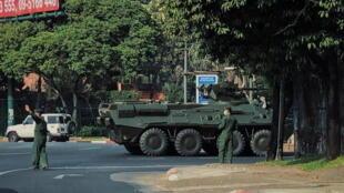 birmanie - armée 2021-01-29T014834Z_1287823711_RC2DHL92K90M_RTRMADP_3_MYANMAR-POLITICS
