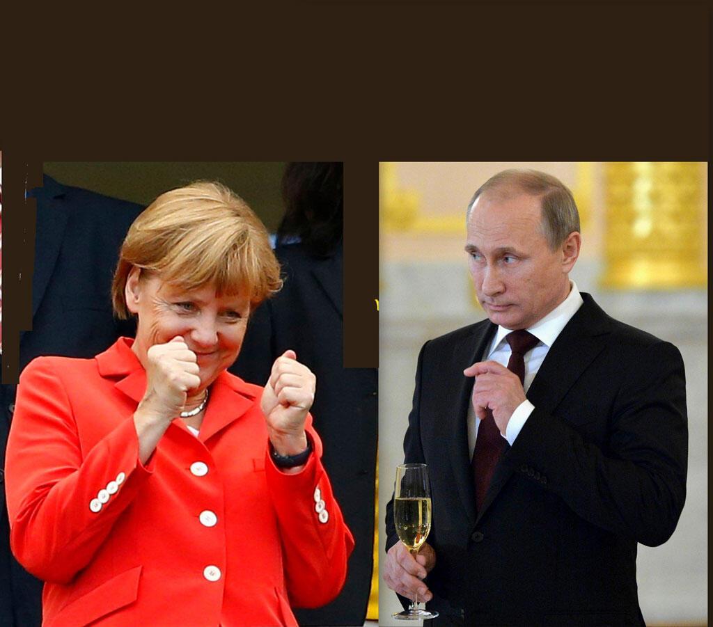A chanceler alemã Angela Merkel virá ao Brasil para acompanhar a final da Copa do Mundo e encontrará com o presidente russo, Vladimir Putin.
