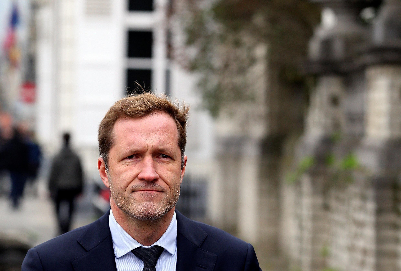 Paul Magnette, ministre-président de la région belge de Wallonie.