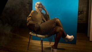 Pongo, chanteuse angolaise