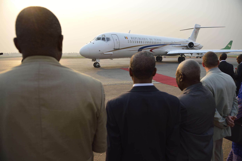 Michel Djotodia leaves Bangui for N'Djamena on Thursday