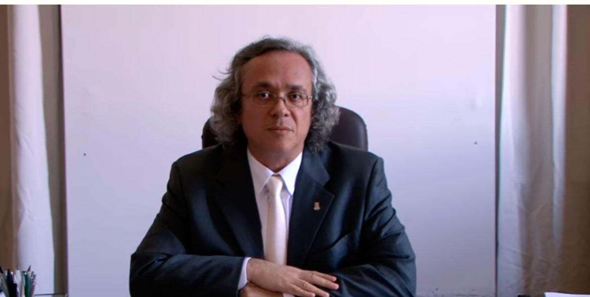 João Carlos Salles, reitor UFBA e presidente da Andifes.