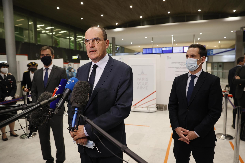 Jean Castex, Primeiro-ministro de França