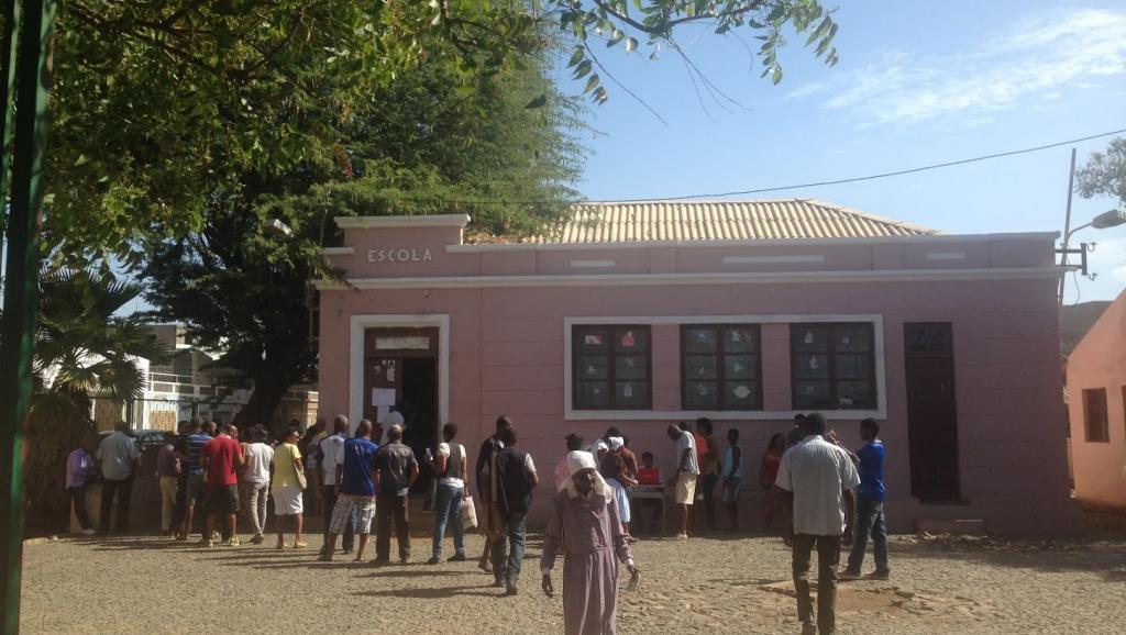 Cabo Verde: Educação para todos