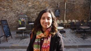A médica Sarah Segalla, supervisora acadêmica do programa Mais Médicos em áreas de difícil acesso.