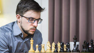 French Grandmaster Maxime Vachier-Lagrave finished second in the Candidates tournament.