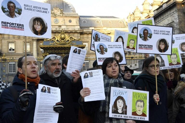 Дело об убийстве сотрудников RFI до сих пор не раскрыто