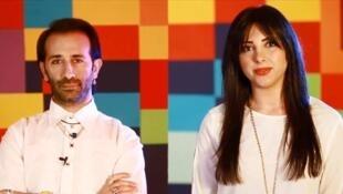 Capture d'écran de la vidéo contre l'homophobie diffusée par Proud Lebanon.