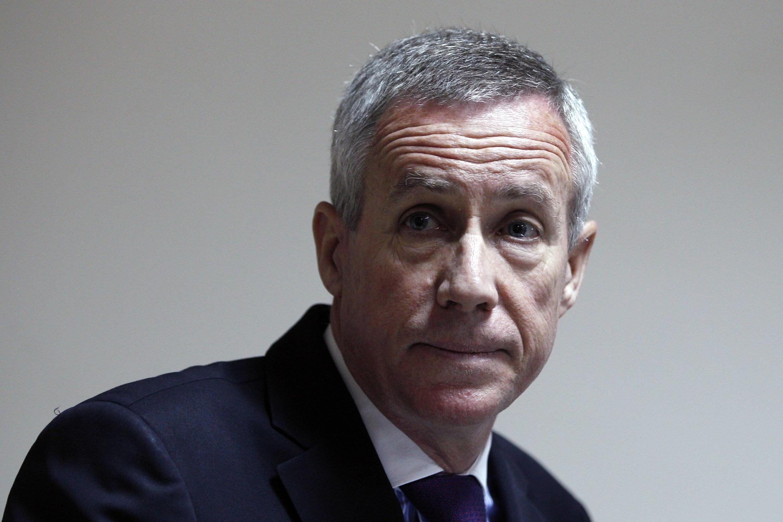 O procurador-geral da Corte de Cassação da França, François Molins.