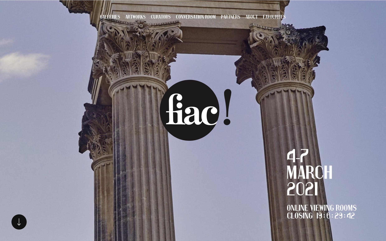 PHOTO FIAC CREDITS  Artlogic RDV CULT 04 03